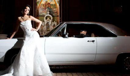 Dogde Aluguel de Carro para Noivas