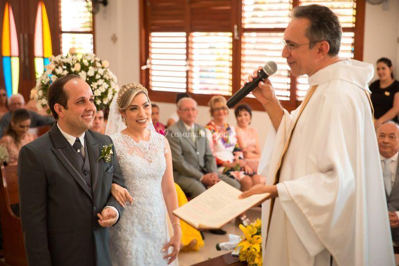 Casamento - Camila e Thiago