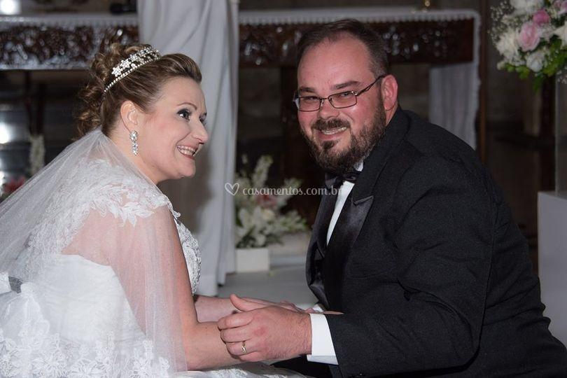 Casamento packer e ivana