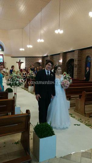 Casamento TIago e Carla
