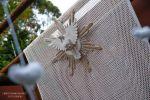 Pomba decorativa de Solarium Recep��es