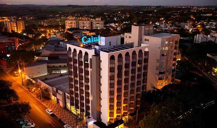 Hotel e Centro de Eventos