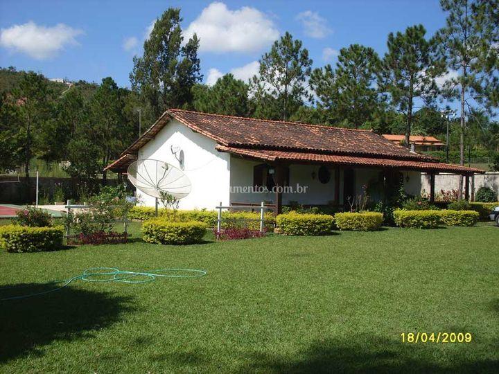 Imagem frente da casa