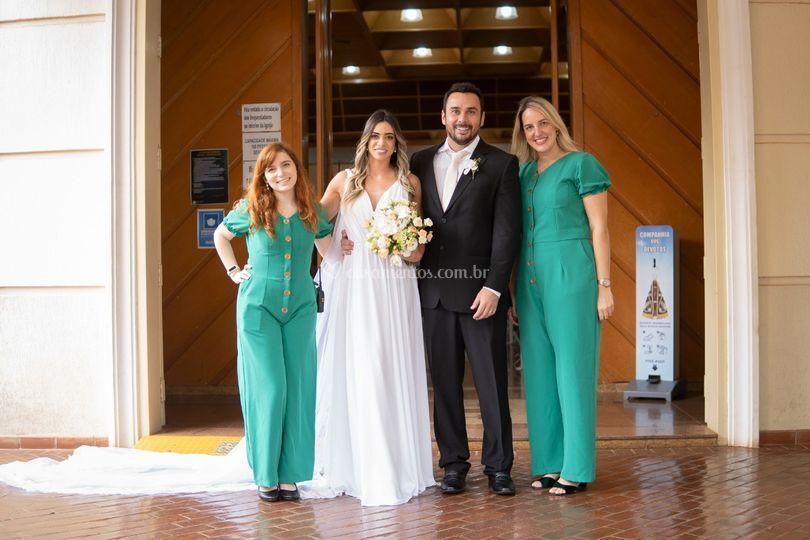 Casamento Roberta & Thiago