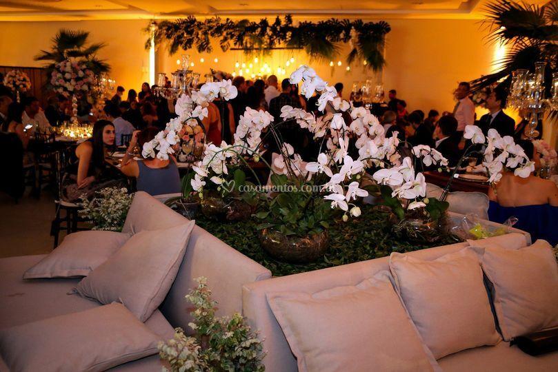 Lounge orquideas