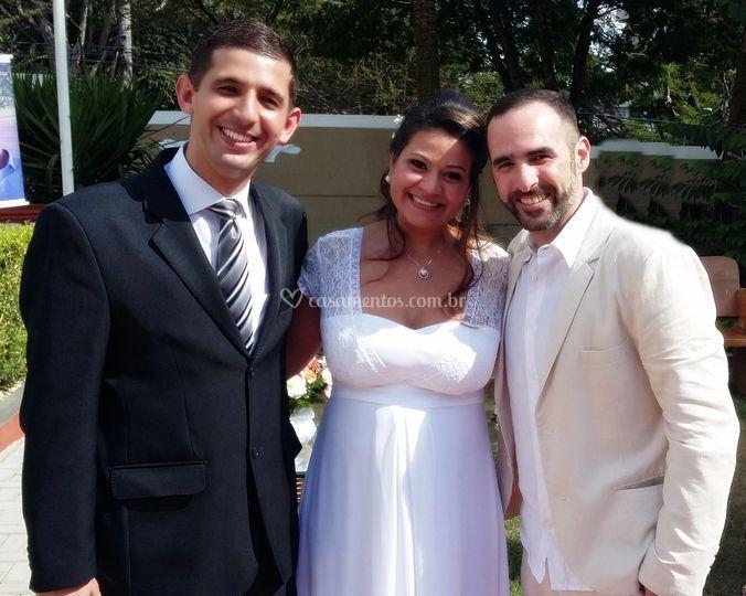 Casamento Mari e Tom