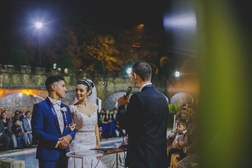 Casamento no Monte Castelo