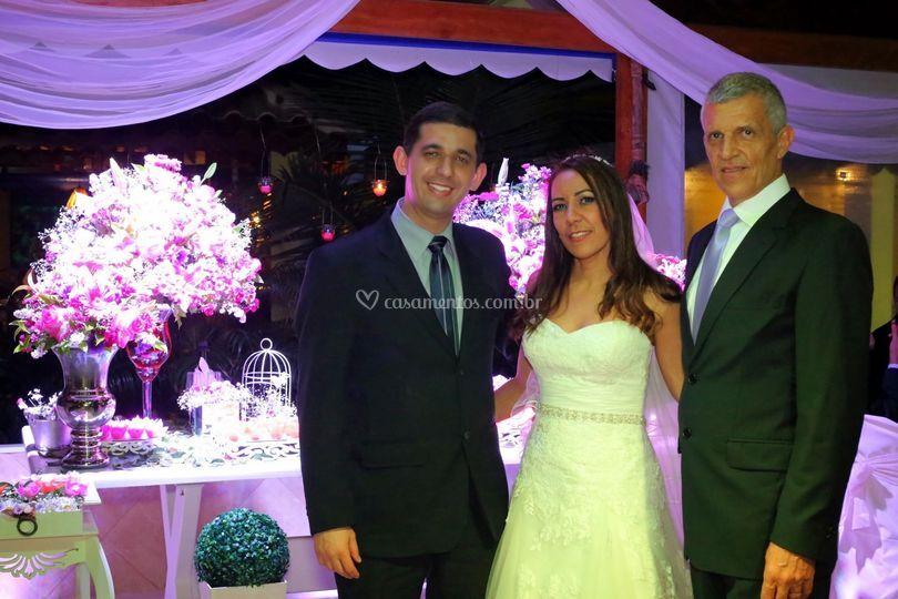 Casamento Neusa e Moyses