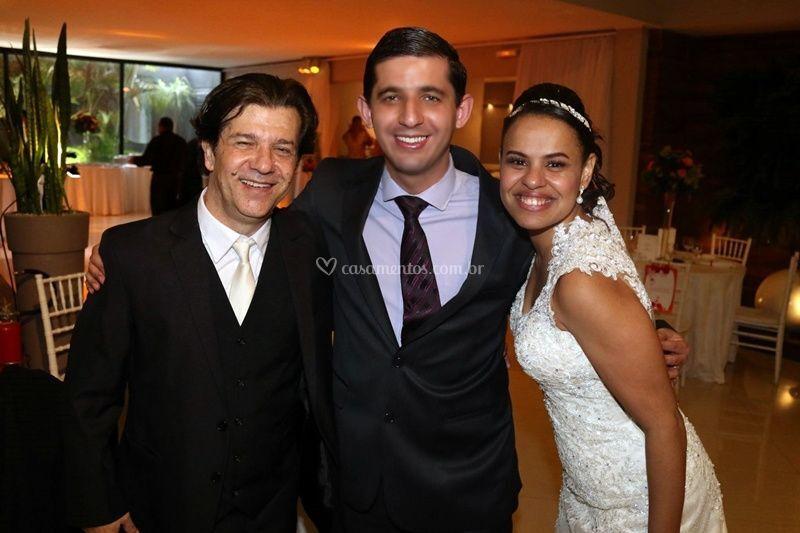 Casamento Vânia e Marcel