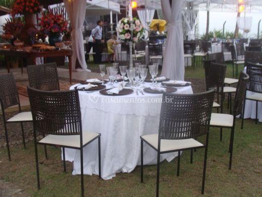 Banquete ao ar livre
