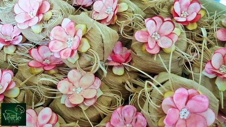 Florzinhas para Bem-Casados