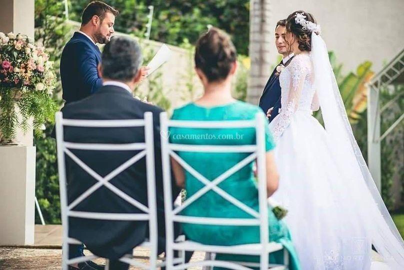 Casamento: Nayara e Drayton