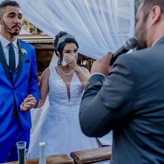 Casamento: Thainá e Rhaoni