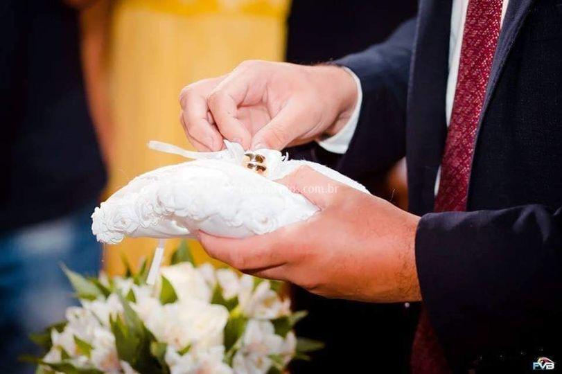 Casamento: Fernanda e Luis Pau