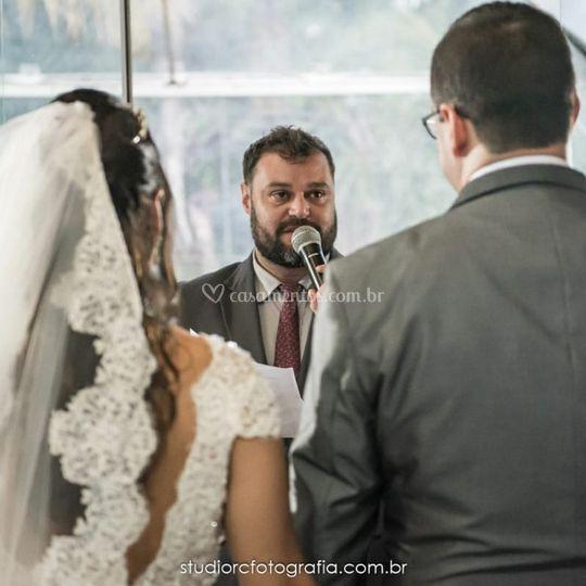 Casamento: Rodrigo e Bruna