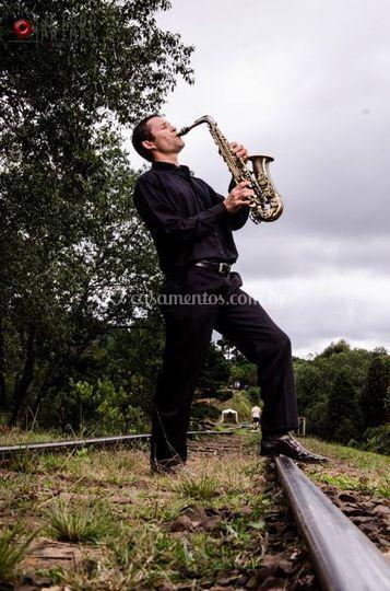 Músicas com saxofone