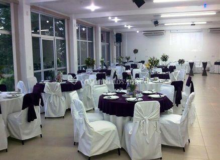 Salões para casamentos