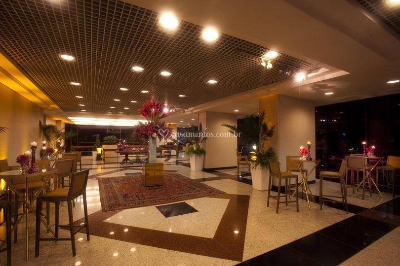 Foyer Salão Copacabana