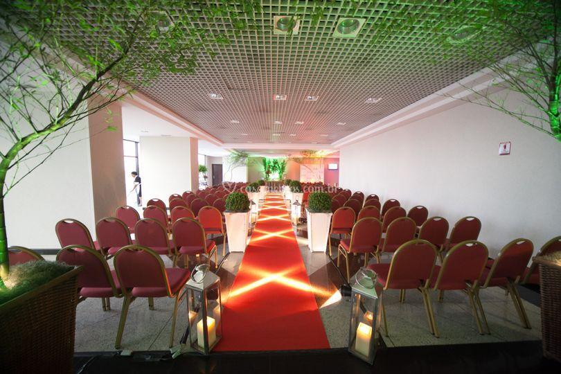 Foyer S.Copacabana (Cerimônia)