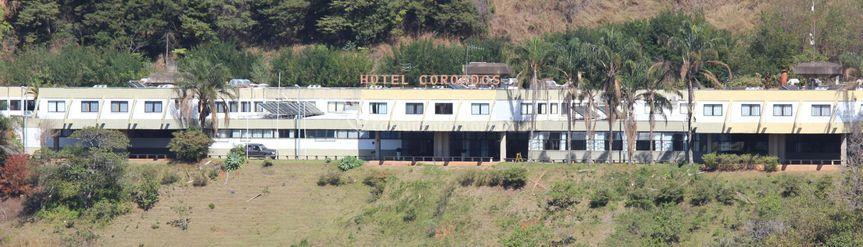 Frente hotel coroados