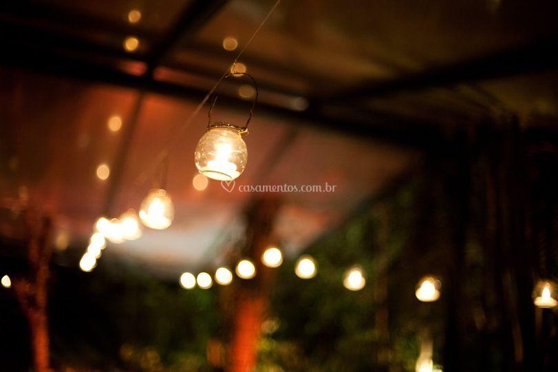 Pontos de luz