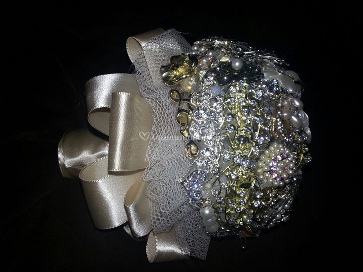 Bouquet médio de broches