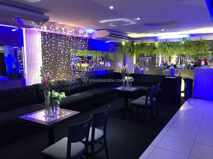 Lounge black