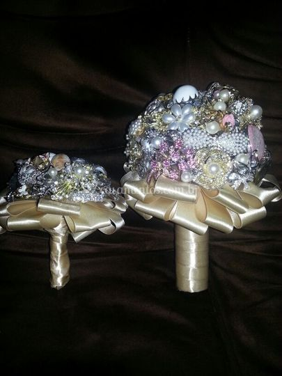 Mini bouquet d Broches