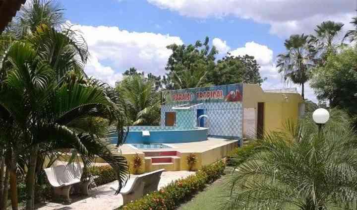 Chácara Paraíso Tropical