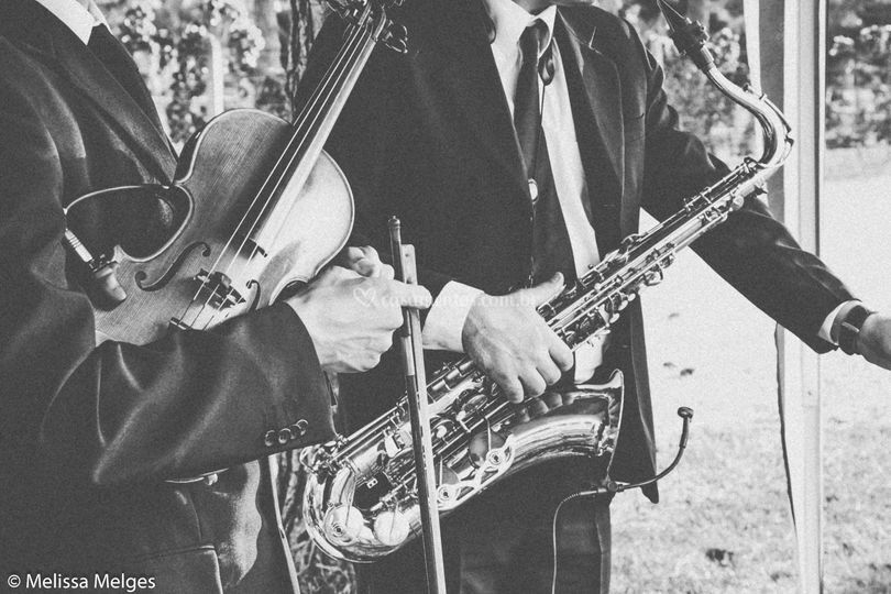 Violino / saxofone