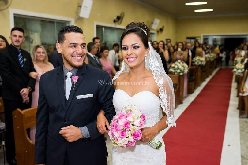 Cíntia e Saulo, Imbiruçu/Betim