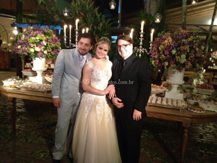 Casamento da Sarah e thiago