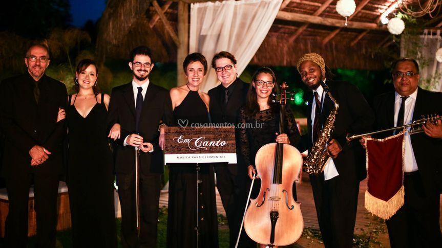 Orquestra e Solistas da EmCanto