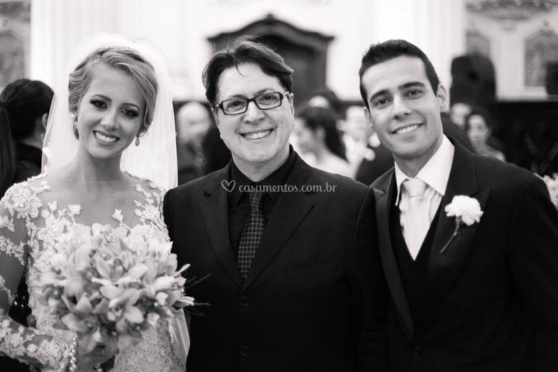 Casamento Priscila e Fabio