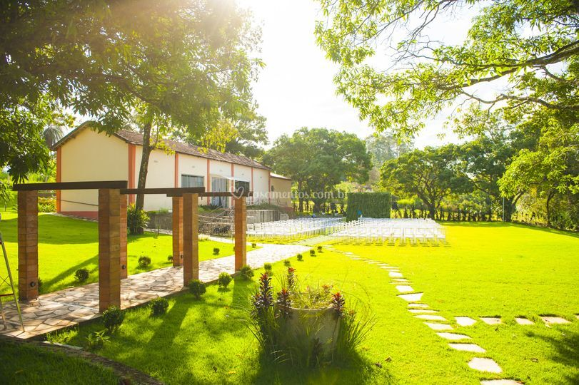 Area verde gramado
