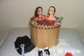Artes Lu - Topos de bolo