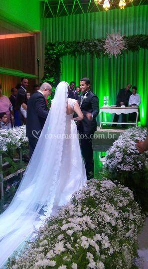 Casamento debora e rogerio