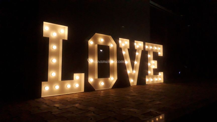 Letra love