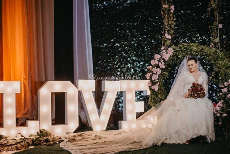 Casamento Aline e Bruno - LEM