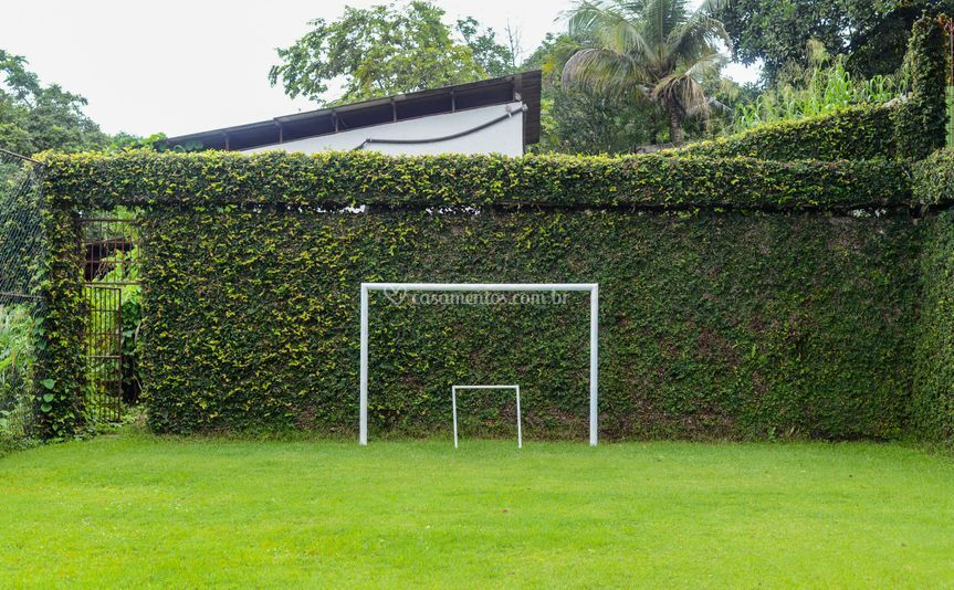 Campinho de Futebol.