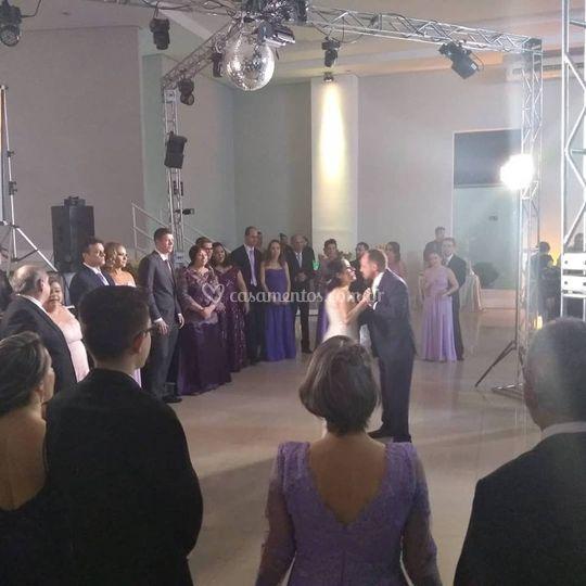 1ª dança do casal