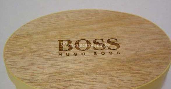 Gravação em madeira