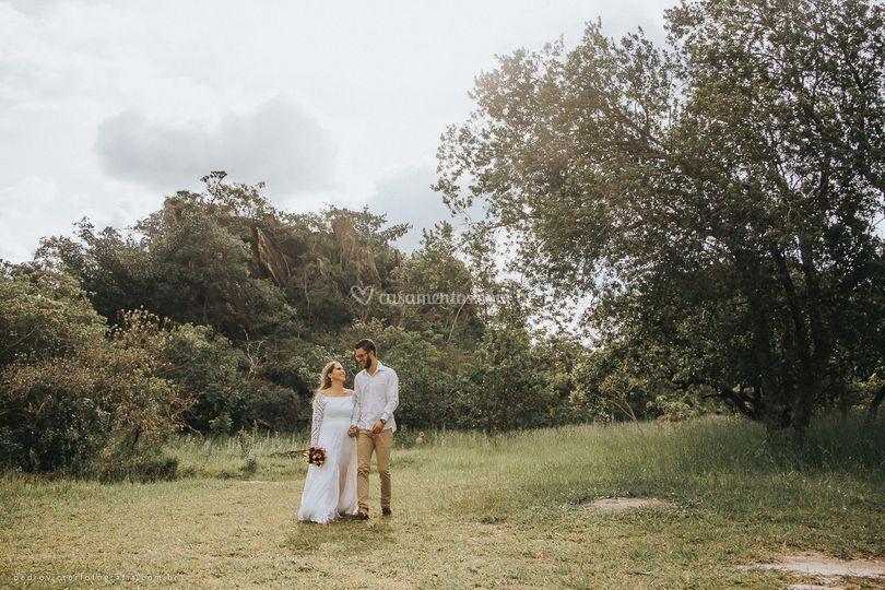 Pré-Wedding Morro dos Pireneus