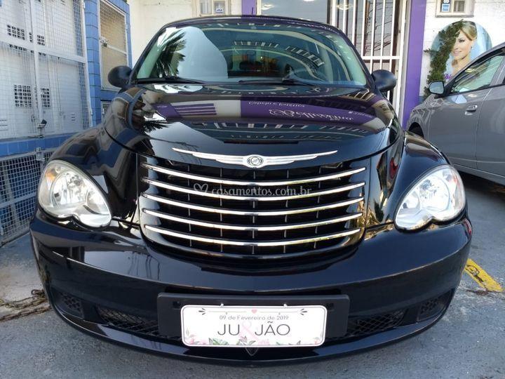 Chrysler PT Cruiser preto