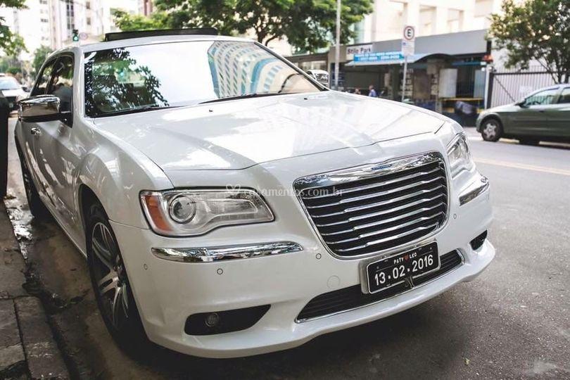 Novo Chrysler 300C blindado