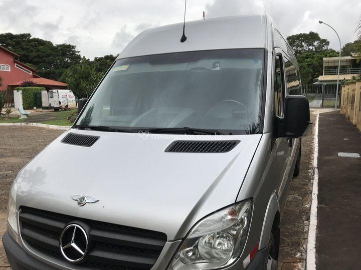 MB Van 515 VIP