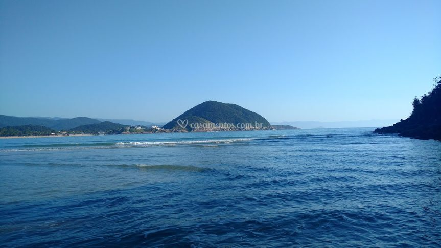 Praia de Pernambuco manhã