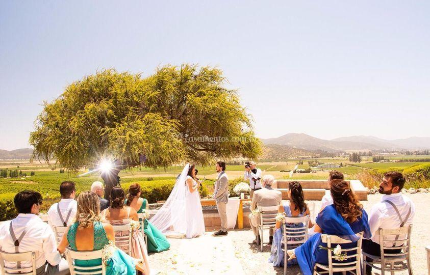 Chlie - Destination Wedding