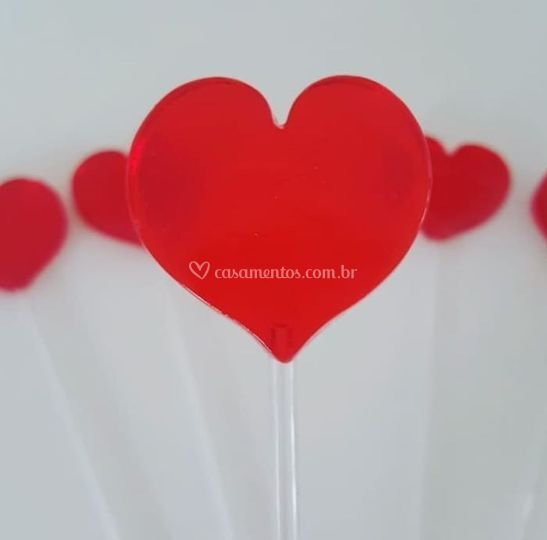Coração sempre um sucesso