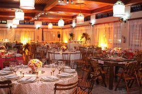 Salão Lago no Clube Luso Brasileiro